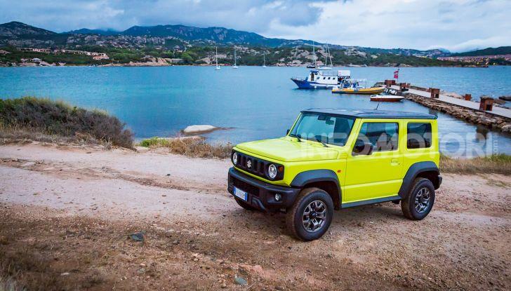 Prova nuova Suzuki Jimny 2018: il fuoristrada senza limiti Made in Japan - Foto 7 di 31