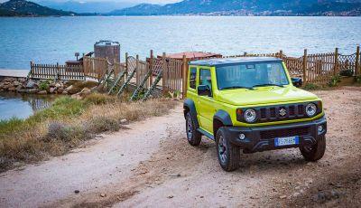 Prova nuova Suzuki Jimny 2018: il fuoristrada senza limiti Made in Japan
