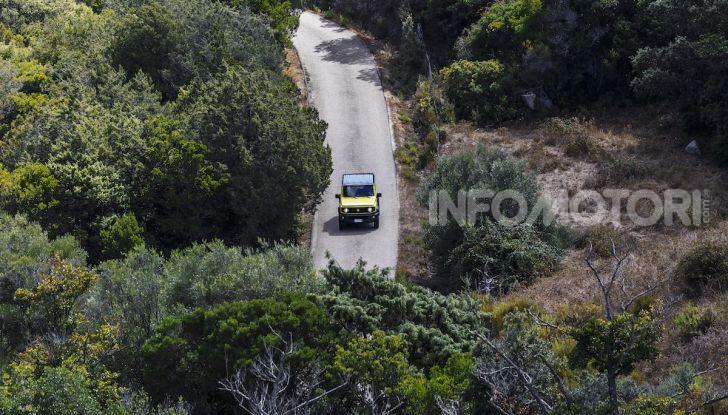 Prova nuova Suzuki Jimny 2018: il fuoristrada senza limiti Made in Japan - Foto 23 di 31