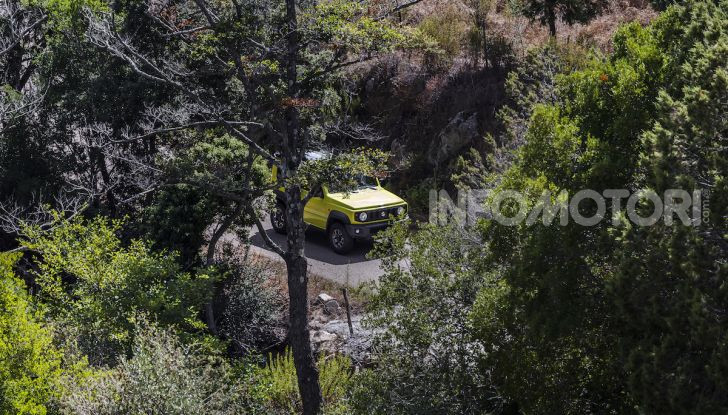Prova nuova Suzuki Jimny 2018: il fuoristrada senza limiti Made in Japan - Foto 25 di 31