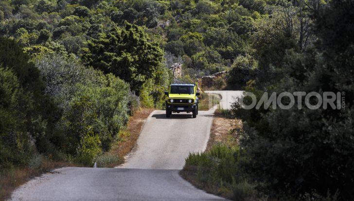 Prova nuova Suzuki Jimny 2018: il fuoristrada senza limiti Made in Japan - Foto 26 di 31