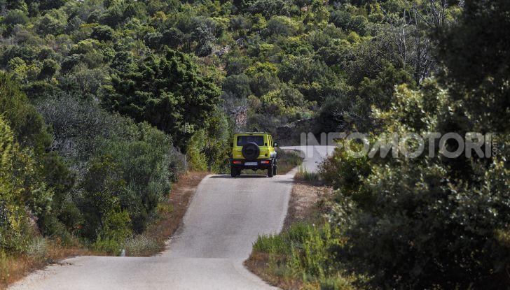 Prova nuova Suzuki Jimny 2018: il fuoristrada senza limiti Made in Japan - Foto 28 di 31