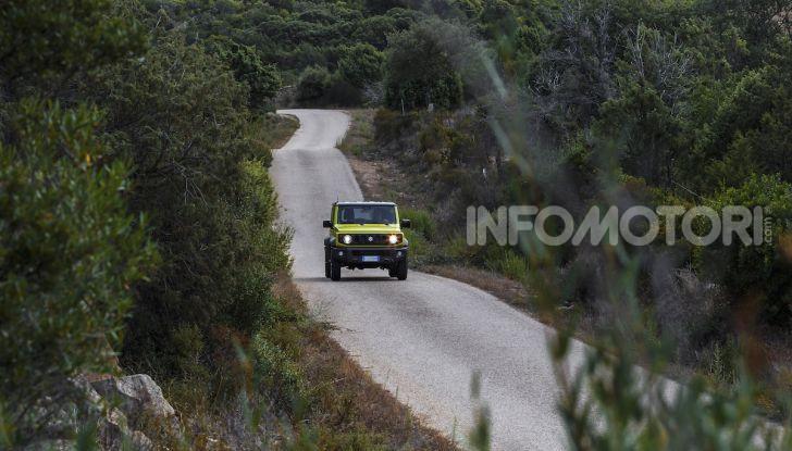 Prova nuova Suzuki Jimny 2018: il fuoristrada senza limiti Made in Japan - Foto 29 di 31