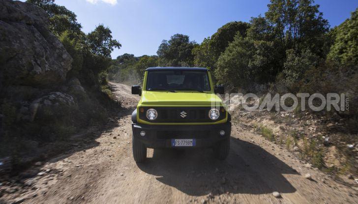 Prova nuova Suzuki Jimny 2018: il fuoristrada senza limiti Made in Japan - Foto 13 di 31