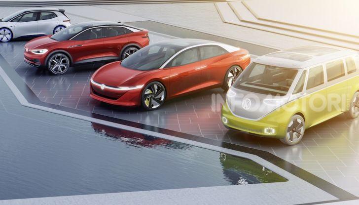 Volkswagen: l'era dell'elettrico è iniziata ed è per tutte le tasche - Foto 20 di 20