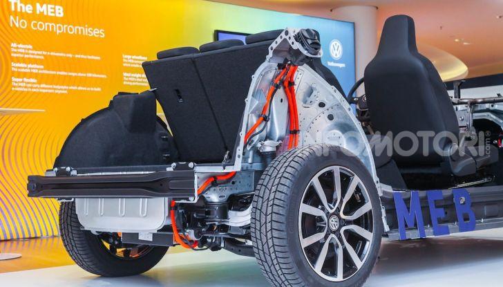 Volkswagen: l'era dell'elettrico è iniziata ed è per tutte le tasche - Foto 11 di 20