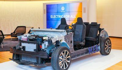 Volkswagen: l'era dell'elettrico è iniziata ed è per tutte le tasche