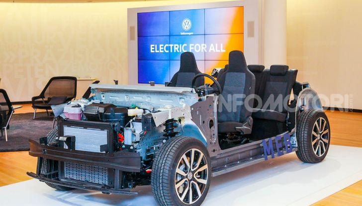 Volkswagen: l'era dell'elettrico è iniziata ed è per tutte le tasche - Foto 1 di 20