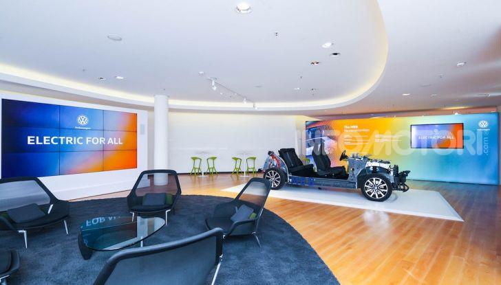 Volkswagen: l'era dell'elettrico è iniziata ed è per tutte le tasche - Foto 4 di 20
