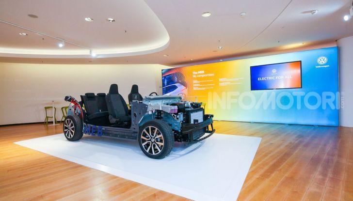 Volkswagen: l'era dell'elettrico è iniziata ed è per tutte le tasche - Foto 5 di 20