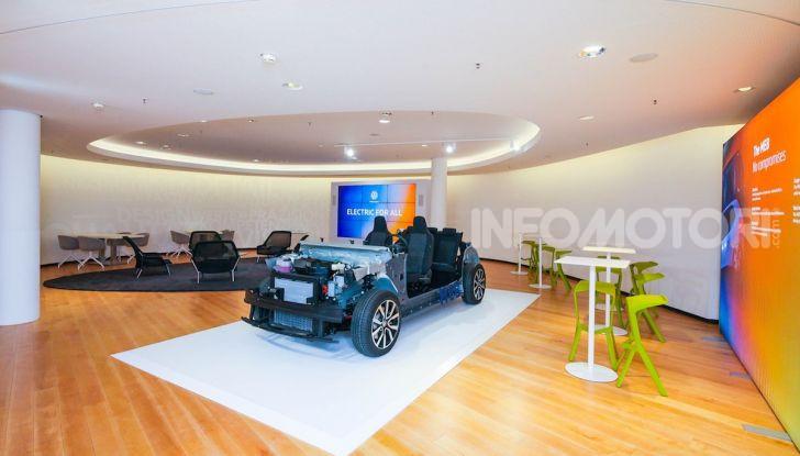Volkswagen: l'era dell'elettrico è iniziata ed è per tutte le tasche - Foto 6 di 20