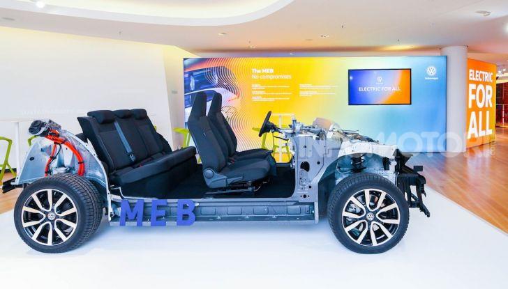 Volkswagen: l'era dell'elettrico è iniziata ed è per tutte le tasche - Foto 8 di 20