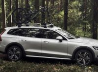 Volvo V60 Cross Country, familiare a ruote alte anche ibrida plug-in