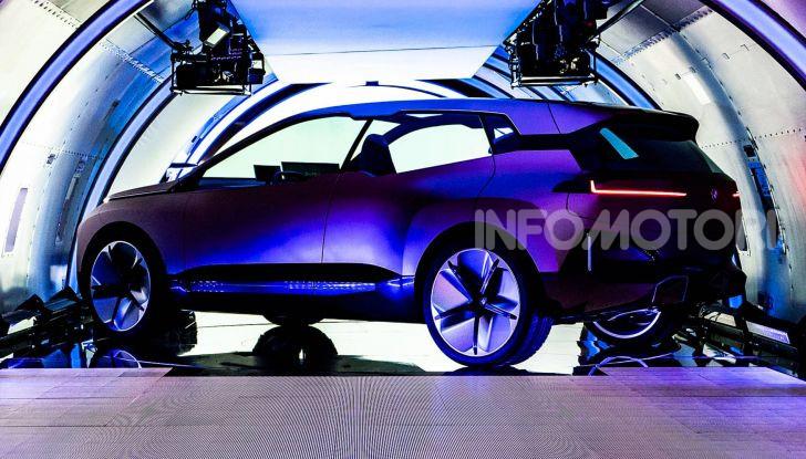 BMW Vision iNext, il crossover elettrico del futuro - Foto 14 di 14