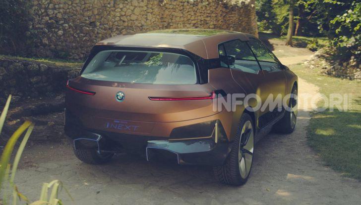 BMW Vision iNext, il crossover elettrico del futuro - Foto 2 di 14