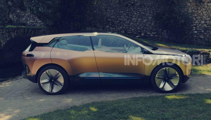 BMW Vision iNext, il crossover elettrico del futuro - Foto 5 di 14