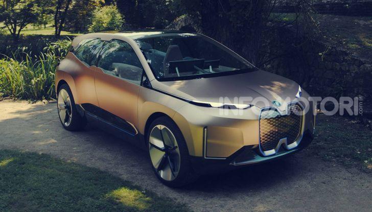BMW Vision iNext, il crossover elettrico del futuro - Foto 6 di 14
