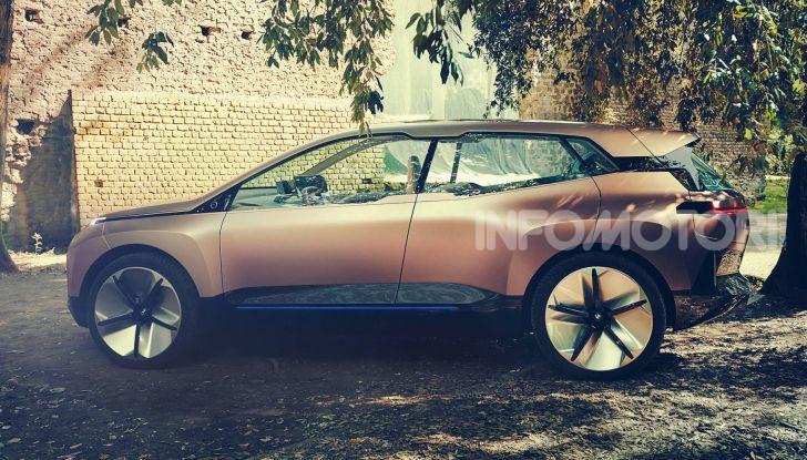BMW Vision iNext, il crossover elettrico del futuro - Foto 8 di 14