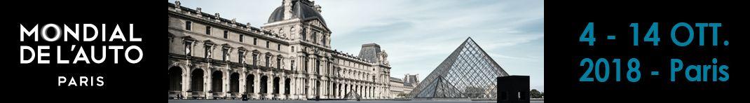 Salone dell'Auto di Parigi 2018