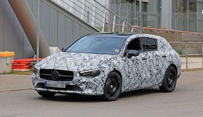 Mercedes Benz CLA Shooting Brake 2020 prime informazioni tecniche