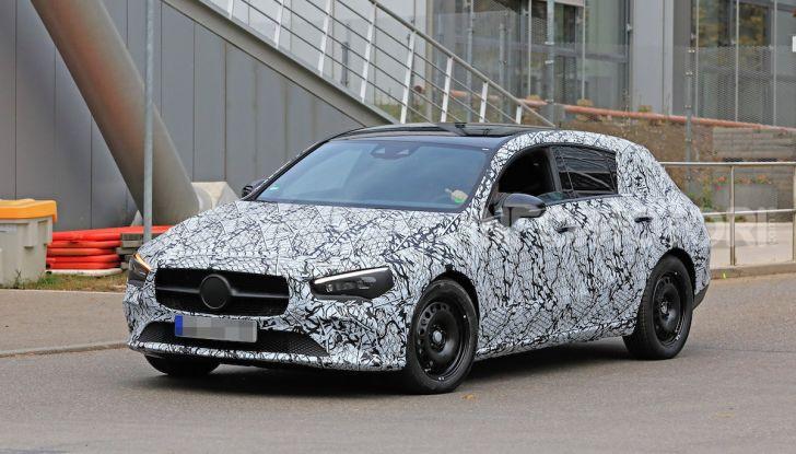 Mercedes Benz CLA Shooting Brake 2020 prime informazioni tecniche - Foto 1 di 9