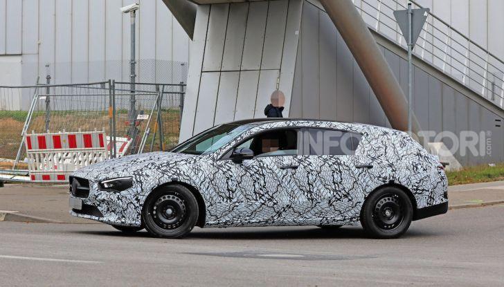 Mercedes Benz CLA Shooting Brake 2020 prime informazioni tecniche - Foto 4 di 9