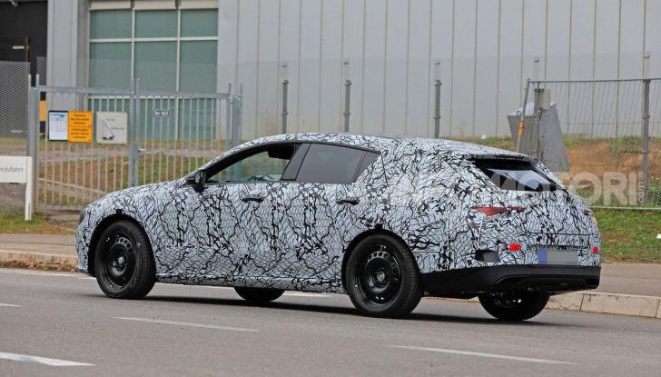 Mercedes Benz CLA Shooting Brake 2020 prime informazioni tecniche - Foto 8 di 9