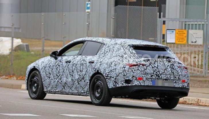 Mercedes Benz CLA Shooting Brake 2020 prime informazioni tecniche - Foto 9 di 9