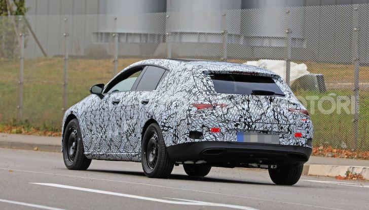 Mercedes Benz CLA Shooting Brake 2020 prime informazioni tecniche - Foto 6 di 9