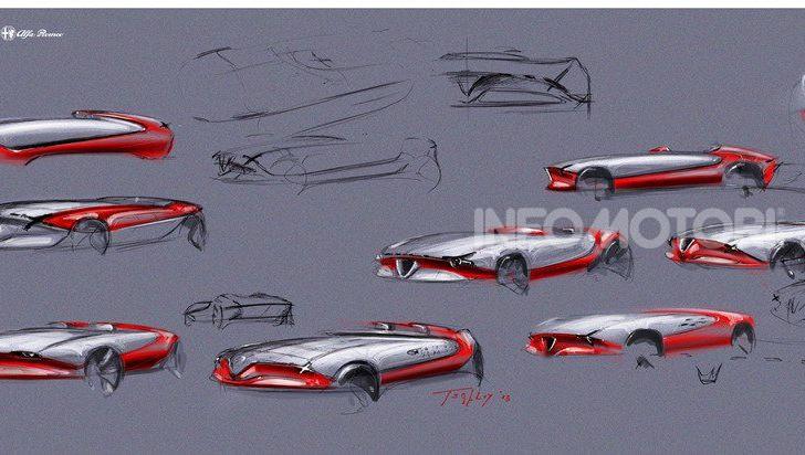 Alfa Romeo 6C Biposto Vision Gran Turismo - Foto 3 di 5