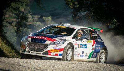 Le voci dal team Peugeot Sport Italia dopo il rally Adriatico