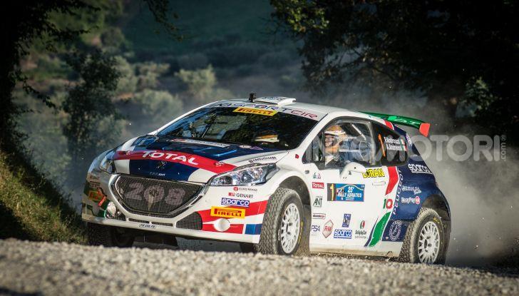 Le voci dal team Peugeot Sport Italia dopo il rally Adriatico - Foto 1 di 3