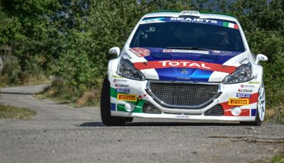 36° Rally Due Valli – Paolo Andreucci deve puntare in alto con la sua Peugeot 208 T16