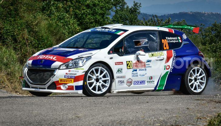 Andreucci sotto pressione, ai nostri microfoni prima del Rally di Verona - Foto  di