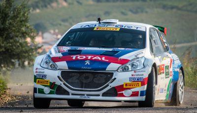 36° Rally 2 Valli  – Paolo Andreucci vince il Campionato Italiano Rally 2018
