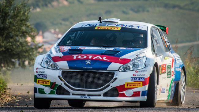 36° Rally 2 Valli  - Paolo Andreucci vince il Campionato Italiano Rally 2018