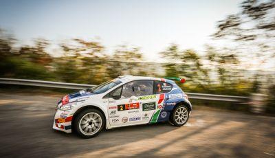 Paolo Andreucci (Peugeot 208 T16) straccia tutti e vince!