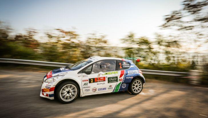 Paolo Andreucci (Peugeot 208 T16) straccia tutti e vince! - Foto 1 di 2