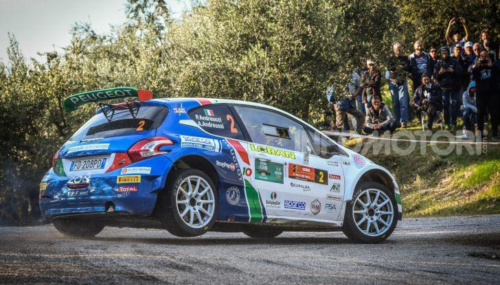 36° Rally 2 Valli  – Paolo Andreucci vince il Campionato Italiano Rally 2018 - Foto 2 di 8