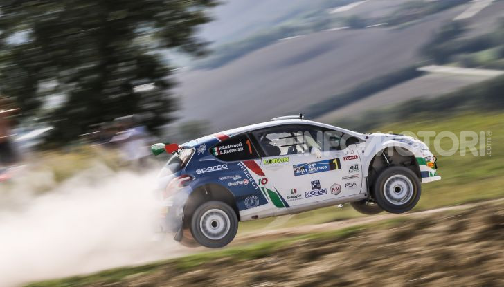 Rally dell'Adriatico – De Tommaso campione italiano rally junior 2018 - Foto 7 di 7