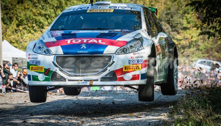 36° Rally 2 Valli  – Paolo Andreucci vince il Campionato Italiano Rally 2018 - Foto 4 di 8