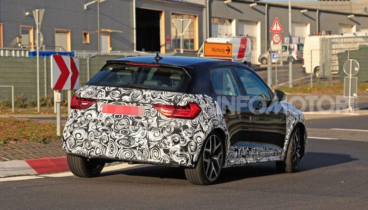 Audi A1 Allroad, primi collaudi e informazioni tecniche - Foto 20 di 21