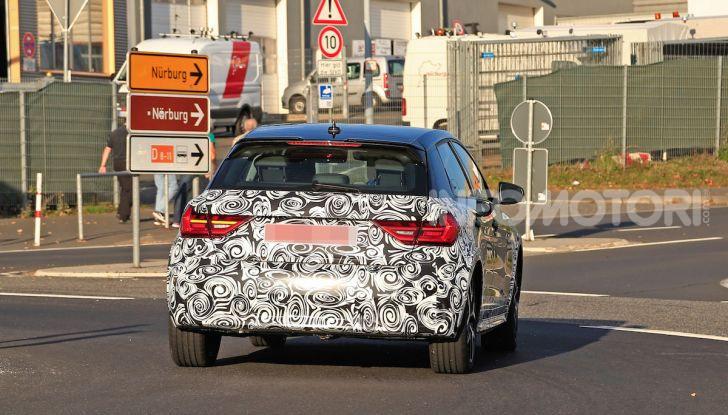 Audi A1 Allroad, primi collaudi e informazioni tecniche - Foto 21 di 21