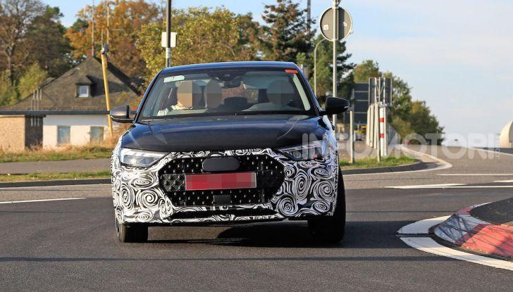Audi A1 Allroad, primi collaudi e informazioni tecniche - Foto 3 di 12