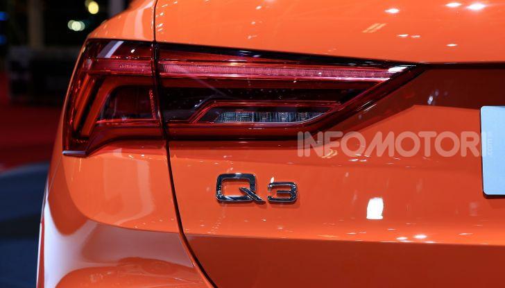 Nuova Audi A1 Sportback, listino prezzi e dotazioni - Foto 7 di 16