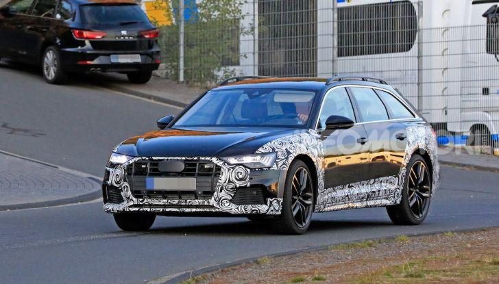Audi A6 Allroad 2019 data di uscita, motori, prezzo - Foto 1 di 21