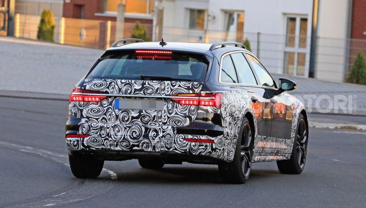 Audi A6 Allroad 2019 data di uscita, motori, prezzo - Foto 10 di 21