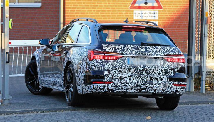 Audi A6 Allroad 2019 data di uscita, motori, prezzo - Foto 11 di 21