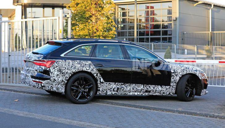 Audi A6 Allroad 2019 data di uscita, motori, prezzo - Foto 12 di 21