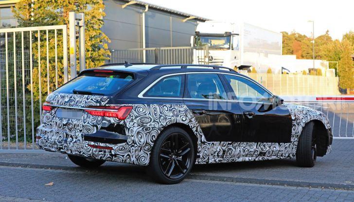 Audi A6 Allroad 2019 data di uscita, motori, prezzo - Foto 13 di 21